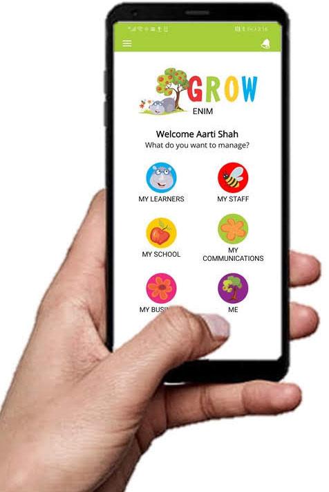 GROW app